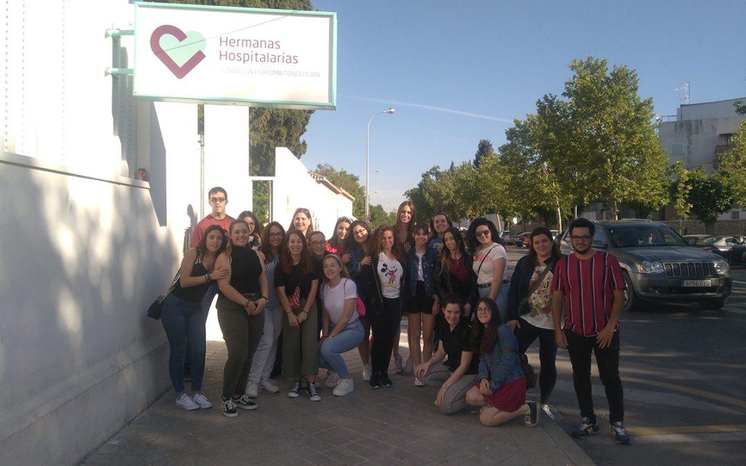 Visita al centro Hermanas Hospitalarias – Fundación Purísima Concepción
