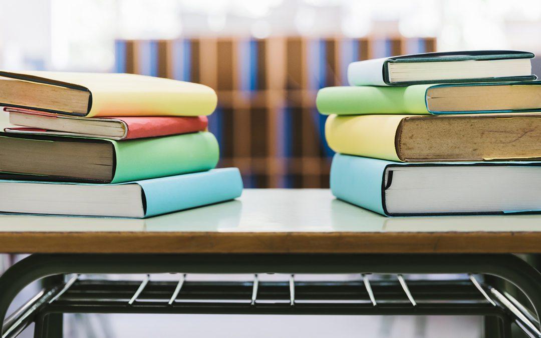 Protocolo de recogida de los libros de texto curso 2020-2021