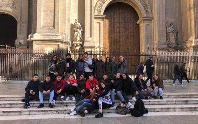 Visita a la Catedral y a la Basílica de Nuestra Señora de las Angustias