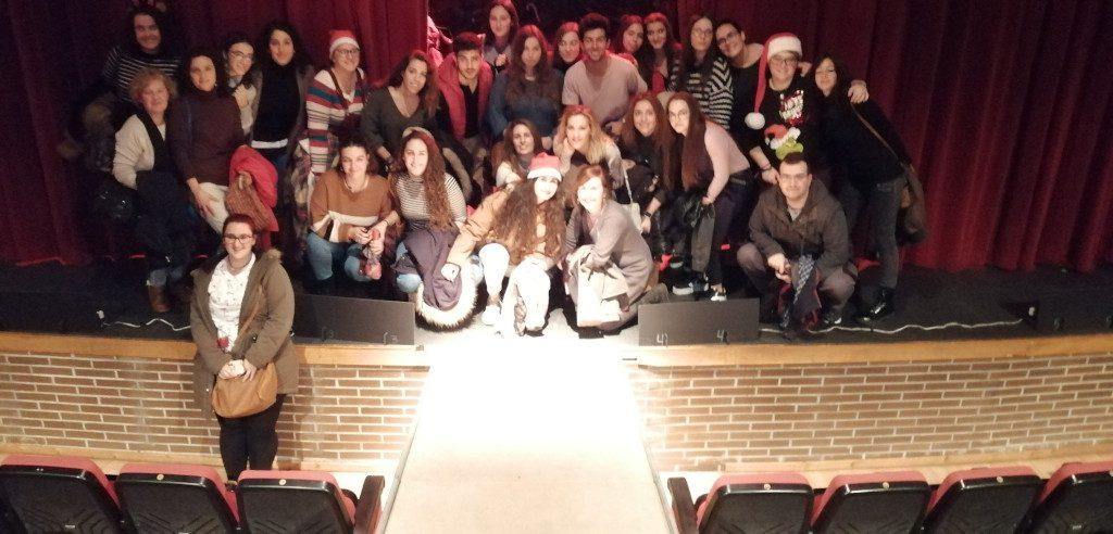 """Teatro ASPACE """"Cuento de Navidad"""""""