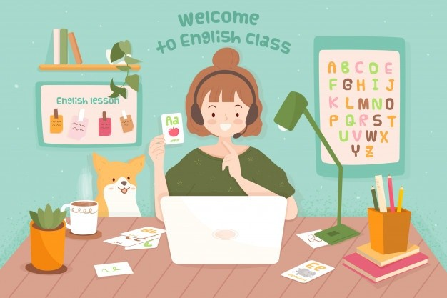 "Comienzan las clases online de ""Inglés"""