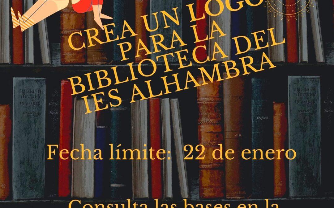Concurso logotipo Biblioteca