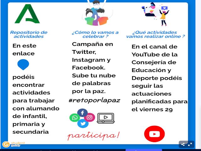 #RETOPORLAPAZ
