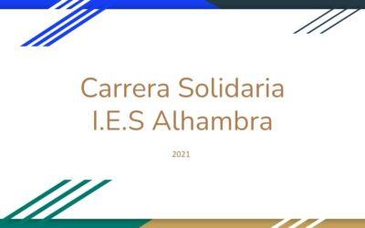Carrera Solidaria 2021